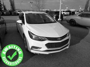 2017 Chevrolet Cruze Premier| Heat Seat/Wheel| Rem Strt| 7 Touch