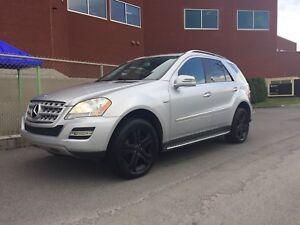 ***Mercedes ml350 2011 garantie jusqu'à 148 000km**