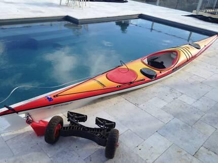 Kayak Mirage 530