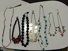 7 necklaces - mixture of Lovisa and others Willagee Melville Area Preview