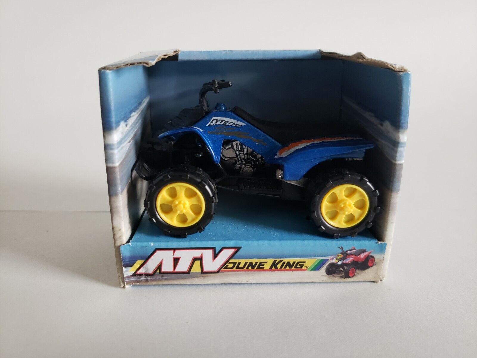 atv diecast metal and plastic vehicle