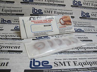 Lot Of 5omega Insulated Thermocouple -5tc-gg-k-30-36