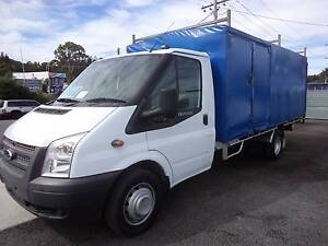 2012 FORD TRANSIT EXTENDED PANTECH TRUCK - Full Service History Currumbin Waters Gold Coast South Preview
