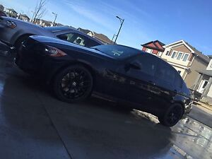 Bmw 335xi (2007) 370hp - blacked out