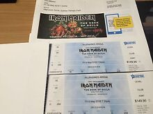 Iron Maiden Chittaway Point Wyong Area Preview
