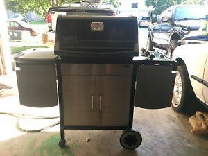 Weber Genesis Silver BBQ (Natural Gas)