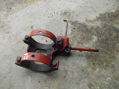 Case 830 Diesel Tractor Engine Motor Front Strap Bracket Linkage Rod