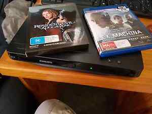 Blu ray player Raymond Terrace Port Stephens Area Preview