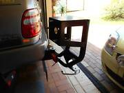 SPARE WHEEL CARRIER FOR LANDCRUISER Strathpine Pine Rivers Area Preview