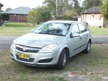 2007 Holden Astra Hatchback Ettalong Beach Gosford Area Preview