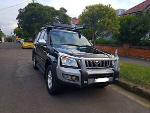 Toyota Landcruiser Prado GXL 8seater 4x4,  V6 4.0L Petrol Cammeray North Sydney Area Preview