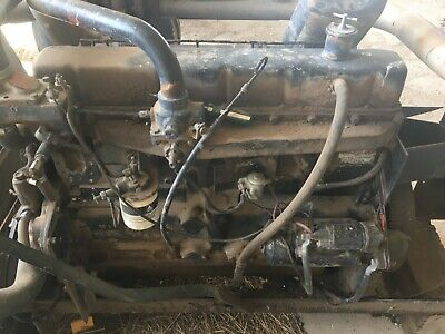 Allis Chalmers 3500 Engine