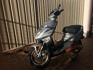 50cc scooter perfect run around for scabs Scarborough Stirling Area Preview