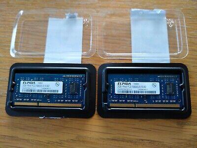 2x 2gb RAM for iMac circa 2011 - Elpida, usado segunda mano  Embacar hacia Mexico