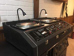 VINTAGE DJ TURNTABLES 1977 Pickering $1800