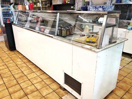 CAFE PIZZA FRIDGE FOR SALE - $1000!! Quick Sale