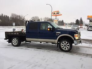 2008 F350 King Ranch Diesel