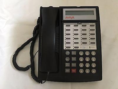 Avaya Partner 18D Series Black Phone 10883257