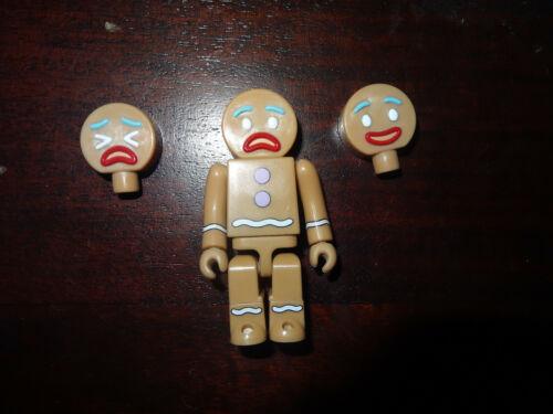 Medicom Toy DreamWorks Disney Shrek Kubrick Mini Figure Gingerbread Man