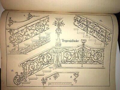 kt Jugendstil Dachbodenfund Um die 1890 (Um Kataloge)