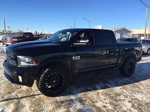 2013 RAM 1500,Q/C,SPORT,4X4 ..GOOD CREDIT OR BAD 100% APPROVALS