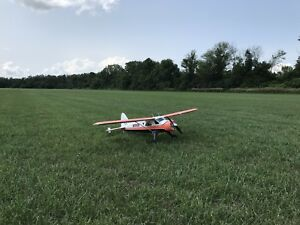 Fly Zone DHC-2 Beaver Ready to fly with extras Price Drop