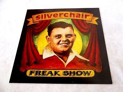 Silverchair Freak Show 1997 poster promo flat 12x12 NOT CD or LP