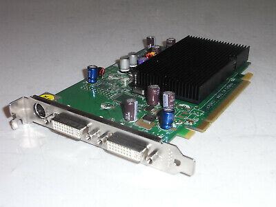 Leadtek LR2A11 GeForce 6200TC 128MB PCIe Grafikkarte Computer PC VGA 6200 TC