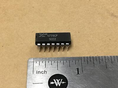 1 Pc    Exar   Xr4739cp   Digital Microcircuit