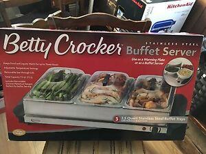 Brand New Buffet Server