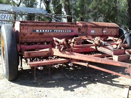 Massey Fergusson Seeder Middleton Alexandrina Area Preview