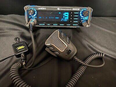 UNIDEN BEARCAT 980 SSB CB RADIO - PRISTINE CONDITION