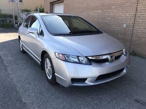 2010 Honda Civic Automatic 1.8L LXS