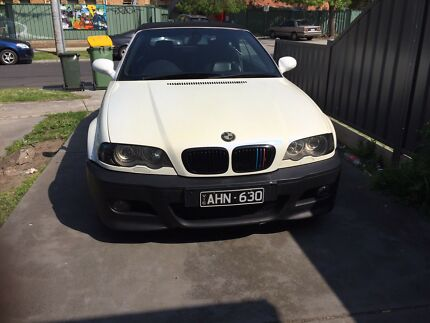 Bmw 330ci  urgent sale Heidelberg West Banyule Area Preview