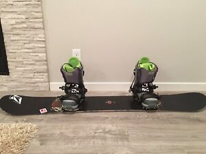 Ride TMS Concept Board and Bindings w/ Burton Boots