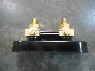 200 Amp 50 Mv Dc Current Shunt F-3
