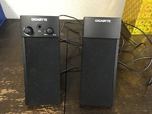 Gigabyte speakers Coogee Cockburn Area Preview