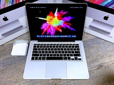 """Apple MacBook Pro Pre-Retina 13"""" / 3.1GHz INTEL TURBO / 4GB / OS-2017 / WARRANTY"""