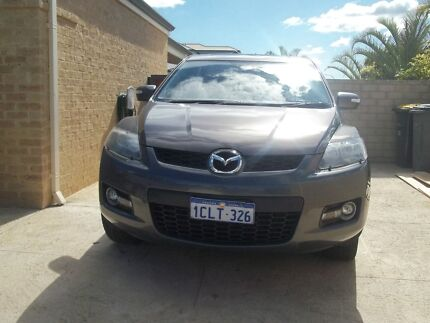 RELUCTANT SALE!! MAZDA CX7 4WD LUXURY 6 SPEED AUTO!! Mindarie Wanneroo Area Preview