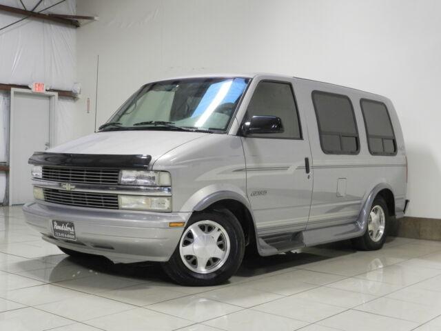 Imagen 1 de Chevrolet Astro silver