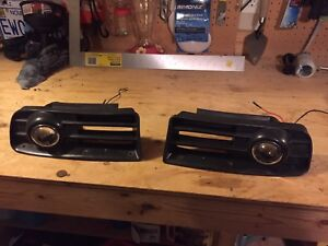 FOG LIGHTS for Volkswagen Golf MK4