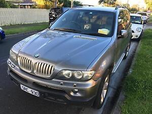 2004 bmw X5  4.4 v8  please read Mitcham Whitehorse Area Preview