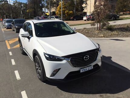 Top of line MAZDA CX-3 2015 TURBO DIESEL 1.5 Bruce Belconnen Area Preview