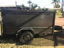 TANDEM HI  WALL 8X5 HEAVY DUTY 12 MONTHS PRIV REGO $2800 Hunters Hill Area Preview