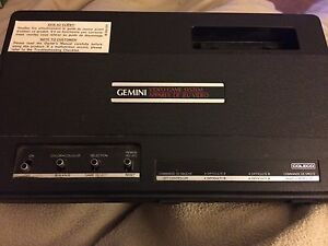 Gemini Video Game console only