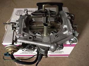 Mopar Thermo Quad Carburetor