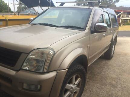 2003 Holden Rodeo 4X4