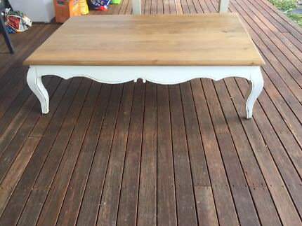 Coffee Table French Provincial