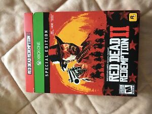 Red Dead Redemption II Special Collectors Edition