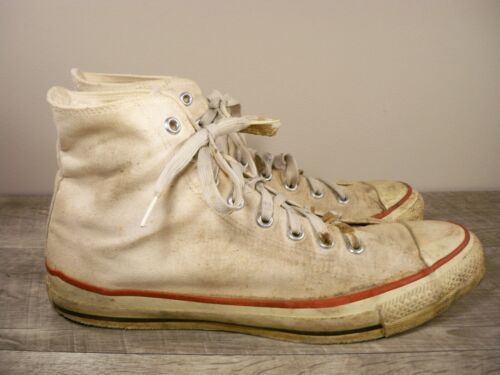 Vintage Converse All Star Chuck Taylor Made In USA Men